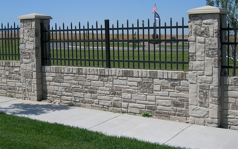 Orlando Affordable Stone Wall Concepts Beautiful and