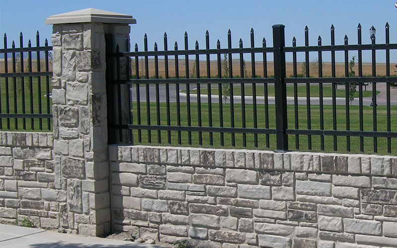 Residential Amp Commercial Precast Concrete Fences