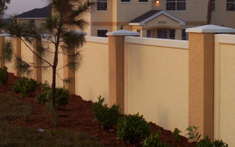 Orlando Pre Cast Walls Amp Fences Quality At A Fraction Of